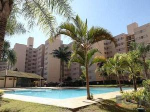 Apartamento residencial à venda, Loteamento Parque São