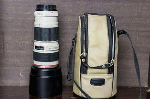 Lentes Canon  F4 L + Canon  F4 L
