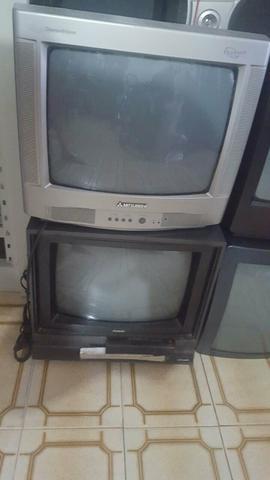 Tv Tubo 14 Polegadas Ótimo Estado. Retirar no Carrão!