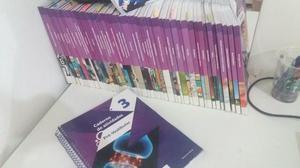 Livros Didáticos Cursinho COC