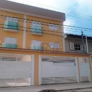 Apartamento residencial à venda, Vila Floresta, Santo