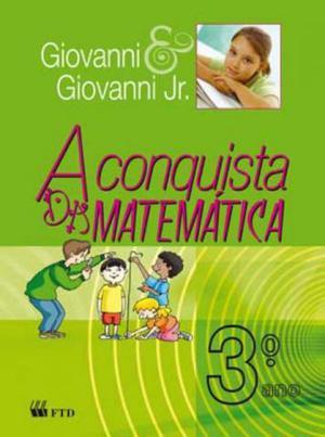 Coleçao a Conquista da Matemática do 1°Ao 5°Ano R: 50
