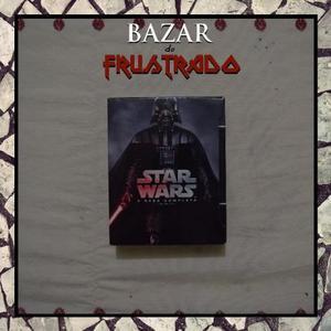 Coleção Star Wars - A Saga Completa (Blu-ray)
