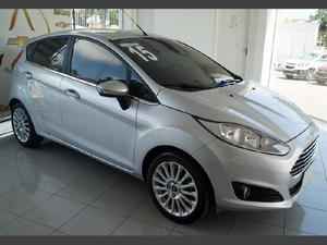 Ford Fiesta 2015 1.6 TITANIUM HATCH 16V FLEX 4P POWERSHIFT