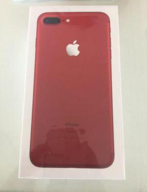 Iphone 7 Plus Red Edition 128gb Novo. Celular nunca usado.
