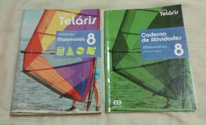 Livro Didático de Matemática do projeto Teláris para o