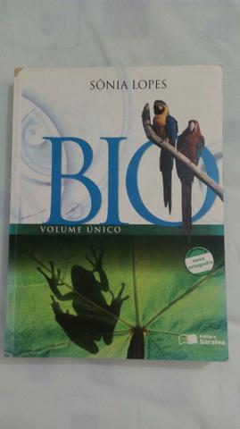 Livro de biologia Sônia Lopes volume único