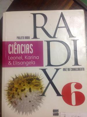Livro didático Ciências 6o. Ano