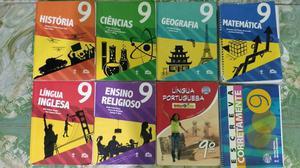 Livros Didáticos do 9°Ano