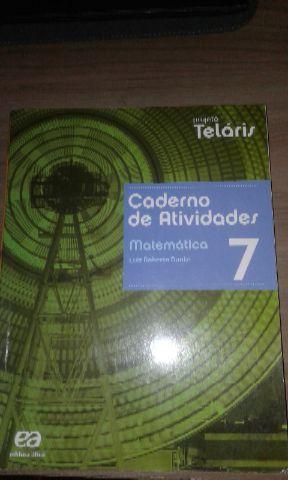 Livros Projeto Telaris usados