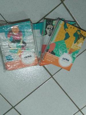 Livros da Escola Corujinha (1° ano do ensino médio)