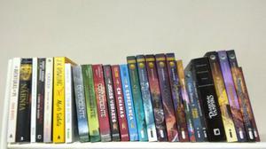 Livros diversos em ótimo estados