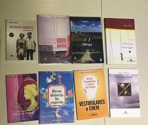 Livros para Enem Vestibular
