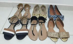 Lote de sapato número 36