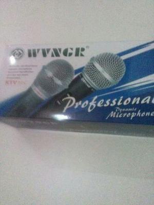 Microfone Com Fio Dinamico Lelong Le-198 Profissional
