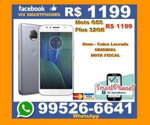 Motorola Moto g5S plus Moto G5 S *nota_fiscal garantia g5