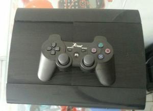PlayStation 3 Super Slim 250gb com 1 jogo e garantia