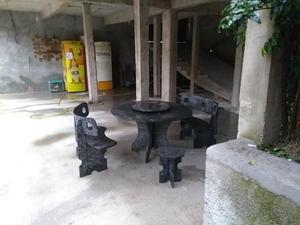 Mesa de ardósia
