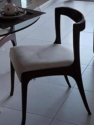 Vendo conjunto 4 cadeiras Scandinaviam