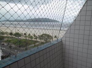 Apartamento 2 quartos no Gonzaga / Santos em frente a praia
