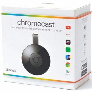 CHROMECAST 2 HDMI, original Google, lacrado com garantia,