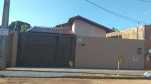 Casa nova próximo a UCDB