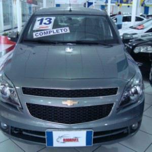 Chevrolet AGILE LTZ 1.4 MPFI 8V FlexPower 5p 2013