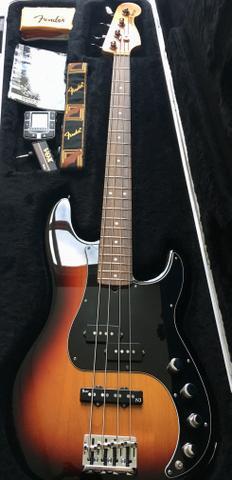 Contrabaixo Fender Precision Bass American Deluxe 60th