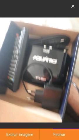 Conversor digital DTV 5000 Aquários.Indaiatuba