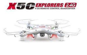 Drone Fq777 X5c - Com Câmera Hd de 1280x768mp