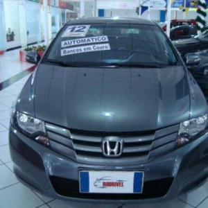 Honda CITY Sedan EX 1.5 Flex 16V 4p Aut. 2012