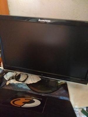 "Monitor Lenovo LCD 18,5"""
