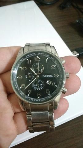 Relógio Fóssil Original Automático