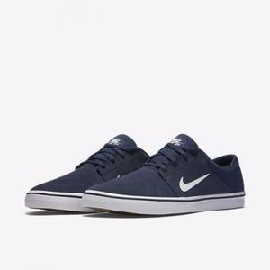 Tênis Nike SB Portmore azul Masculino