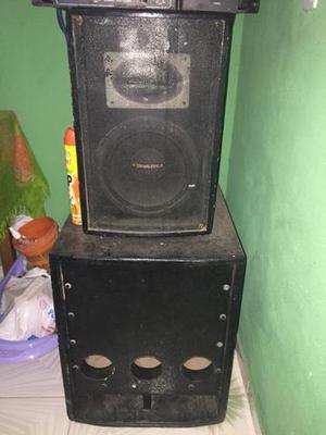 Vendo essa caixa de som