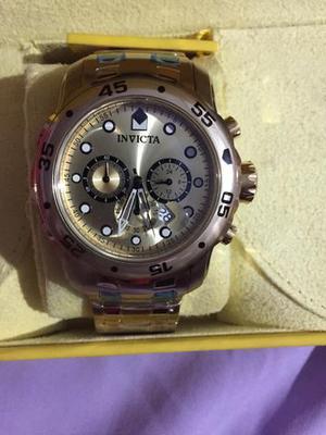 Vendo ou troco relógio invicta original