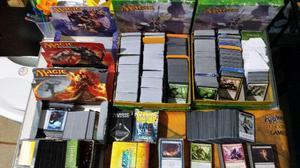 500 Cartas de Magic The Gathering, incluindo raras