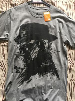 Camisa - Breaking Bad - Tamanho G