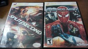 Jogos de Xbox 360 novos originais 2 jogos por