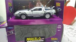 MINIATURA do DeLorean