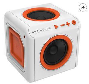 Caixa de Som Portátil Bluetooth ELG Audiocube