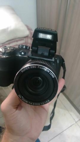 Camera Fujifilm S330 mais tripé