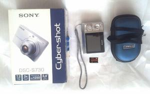Câmera Digital Sony DSC S730