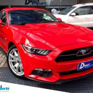 Ford Ford Mustang GT Premium V8 2015