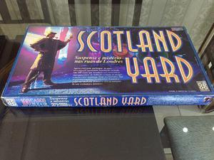 Jogo De Detetive Scotland Yard
