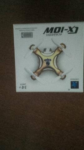 Mini drone cx 10w camera hd