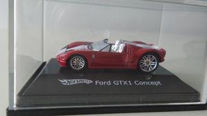 Miniatura Ford GT Hot Wheels