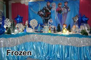 Tema do Frozen