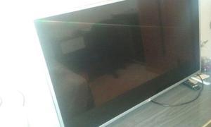 Vendo ou troco tv 42 polegada leve defeito lg smart tem que