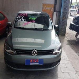 Volkswagen Fox 1.6 Mi Total Flex 8V 5p 2011